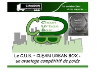 PRESENTATION C.U.B.-CLEAN URBAN BOX
