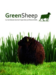 PLAQUETTE GREENSHEEP