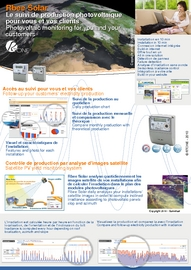 Rbee Solar - Monitoring photovoltaïque