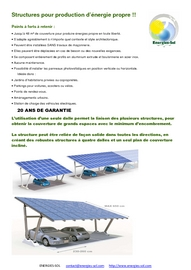 Ombrieres Solaires