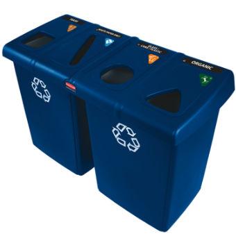 haleco station de recyclage poly thyl ne glutton 348. Black Bedroom Furniture Sets. Home Design Ideas