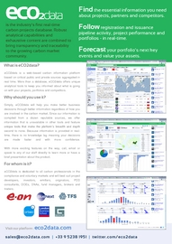 Brochure eCO2data