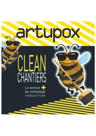 Clean Chantier by ARTUPOX