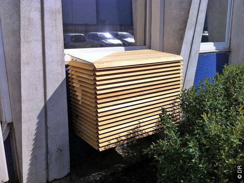 dieso cache climatisation design devis gratuit sur greenvivo. Black Bedroom Furniture Sets. Home Design Ideas